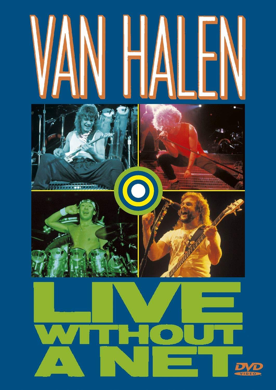Van Halen: Live without Net a 5% OFF Discount mail order