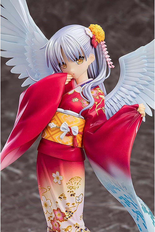 Anime Figure Angel Lihua Playing Boxed Under blast sales Heartbeat Kimono Max 59% OFF