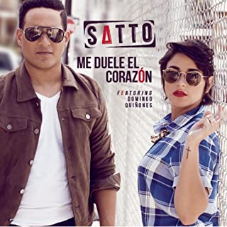 Me Duele el Corazon (feat. Domingo Quinones)
