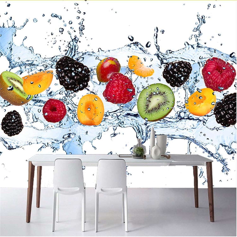 Lvabc Benutzerdefinierte Frische Obst Tapete Restaurant