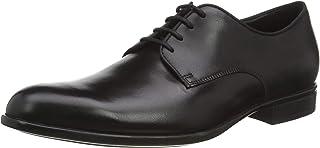 Geox U Iacopo C, Zapatos de Cordones Derby Hombre