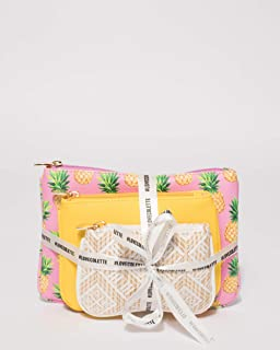 Multi Colour Pineapple Purse Gift Set