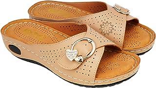 Dr. Feel women's & Girl's Slippers Women Casual Sandal 1052