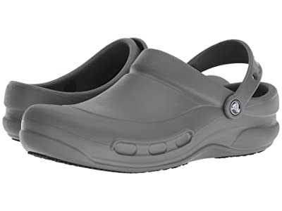 Crocs Bistro (Unisex) (Slate Grey) Clog Shoes