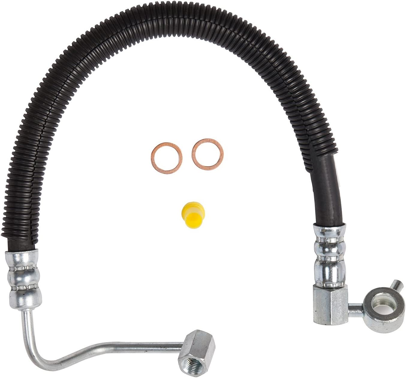Edelmann 71871 Power Steering Pressure Hose All items free shipping Miami Mall
