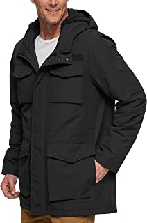 Men's Arctic Cloth Sherpa Lined Field Parka Jacket