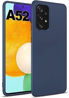 BENNALD Hülle für Samsung Galaxy A52 5G/4G & A52s 5G Hülle, Soft Schutzhülle Case Cover - Premium TPU Tasche Handyhülle fü...
