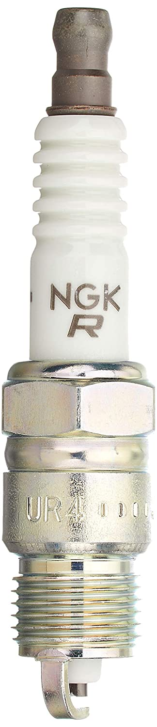 Soldering NGK 6630 UR4 V-Power Spark Plug of One Pack 1 Size Now free shipping