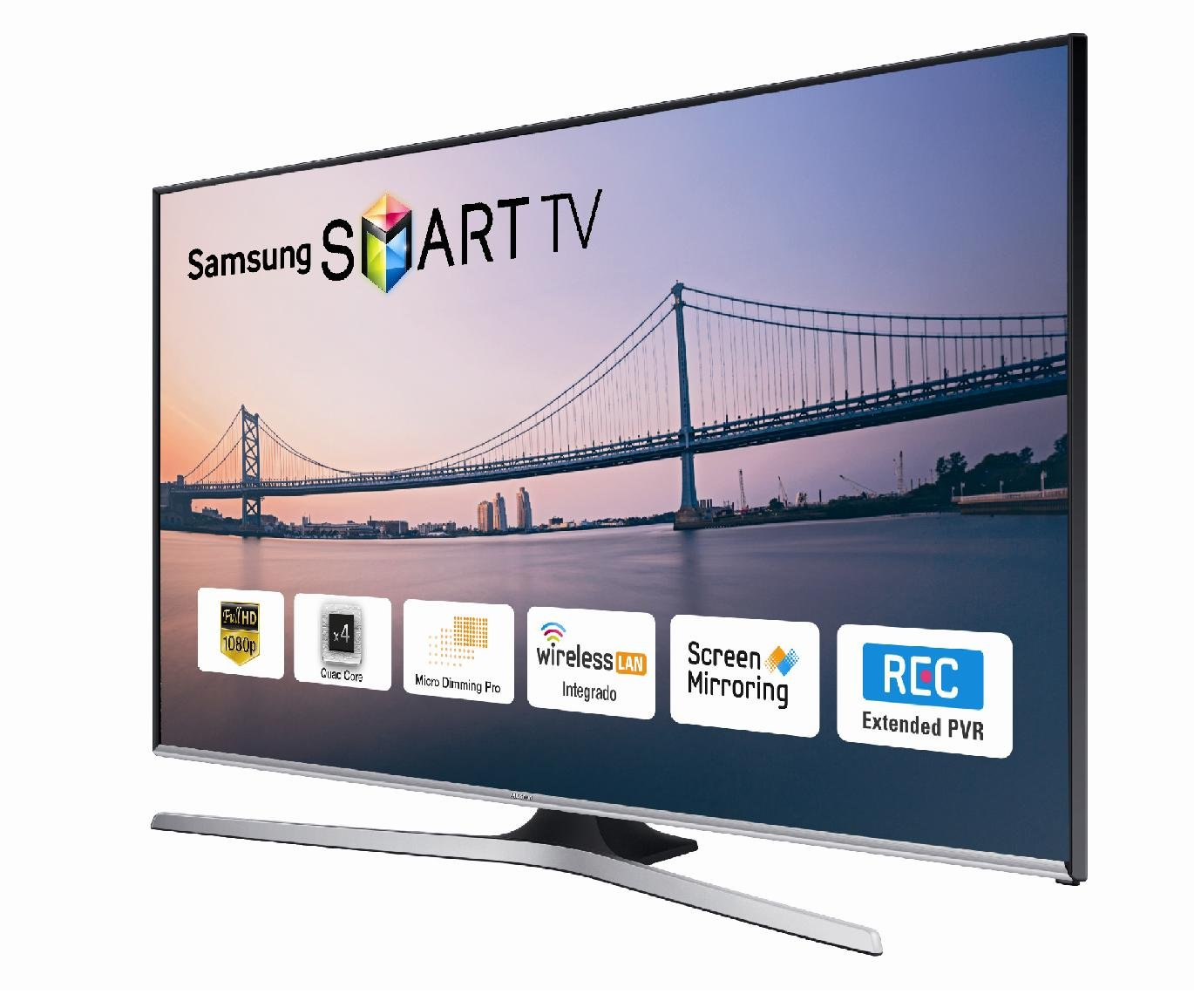 TV LED 40 Samsung UE40J5500 Full HD, 400 Hz PQI y Smart TV: Amazon.es: Electrónica