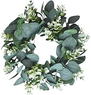 Kapmore Eucalipto Artificial Guirnalda Planta, 12,99
