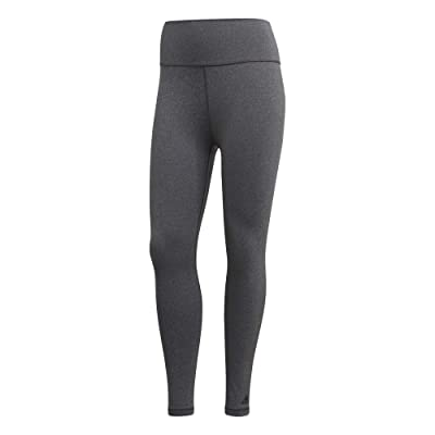 adidas Believe This 7/8 Tights (Dark Grey Heather) Women