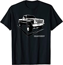 Best square body t shirt Reviews