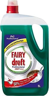 Fairy Professional Fast Clean, Lavavajillas, Líquido - 5 L