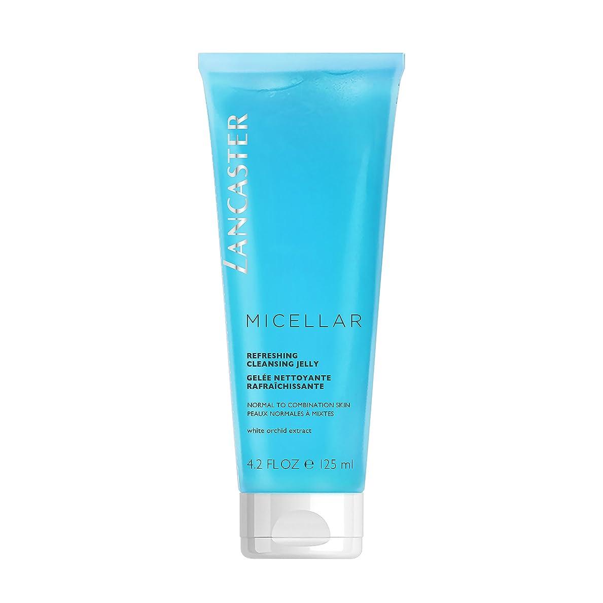 メナジェリー疑い者なすランカスター Micellar Refreshing Cleansing Jelly - Normal to Combination Skin, Including Sensitive Skin 125ml/4.2oz並行輸入品