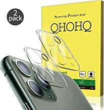 [2 Pack] QHOHQ Camera Lens Protector for iPhone 11 Pro...