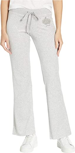 Track Velour Juicy Highness Del Rey Pants