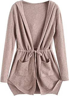 Best cardigan hooded sweater Reviews