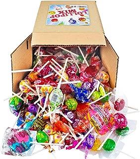 Lollipops - Lollipop Bulk – Lollipops for Kids – Lollipop Variety – Bulk Lollipops - Assorted Variety - Bulk Candy - 3.5 Pounds