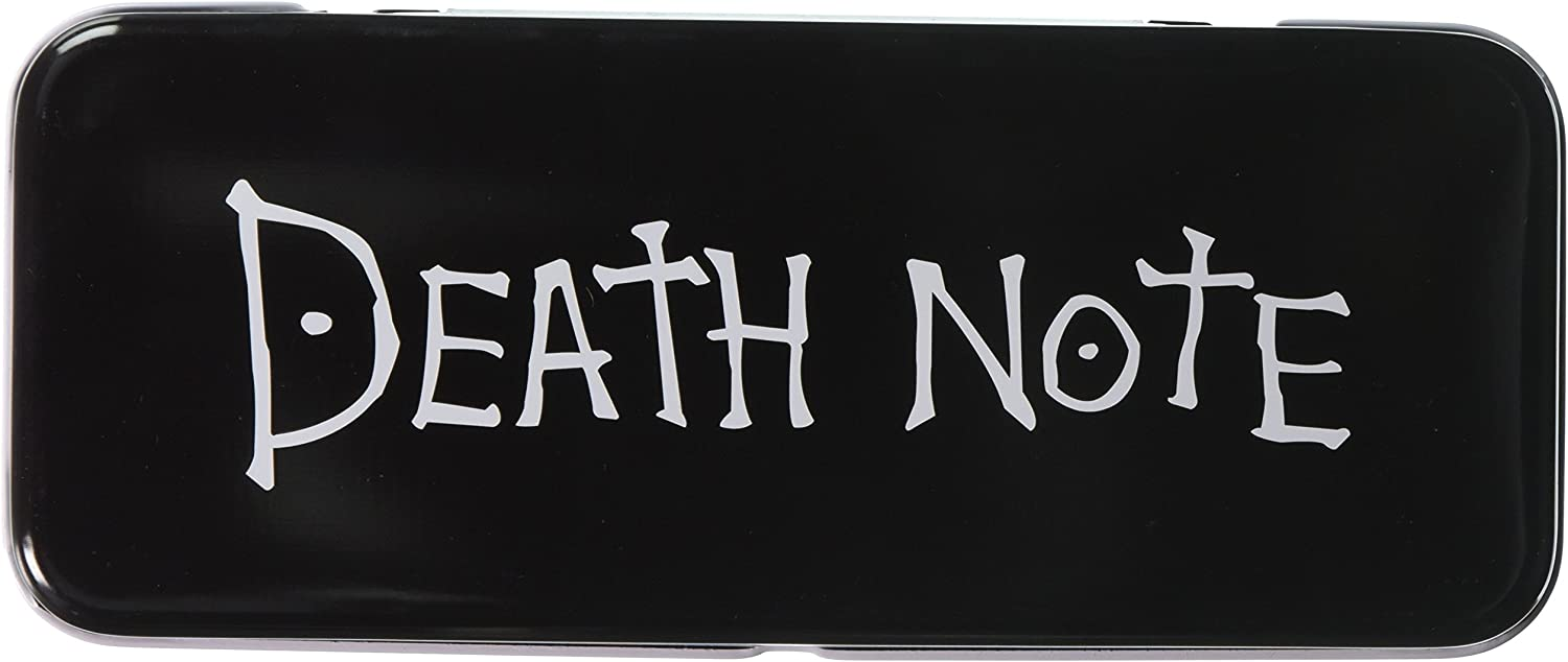 Death Note Tin Pencil Case