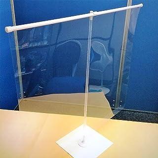 パーテーション 軽量 持ち運び 組立 簡単 日本製 パーティション テーブルの上 カウンターに