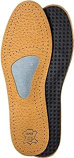 Plantillas Zapatos Ortopédicas Cuero para Neuroma de Morton y Dolor de Pies, con Soporte y Almohadilla para Arco Metatarso, para Hombres y Hujeres, Allevia, Todas las Tallas