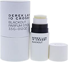 10 Crosby Derek Lam Blackout | Eau De Parfum | Warm Spicy and Floral Scent | Solid Stick Perfume for Women | 0.12 Oz