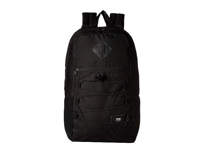 Vans Snag Backpack (Black) Backpack Bags