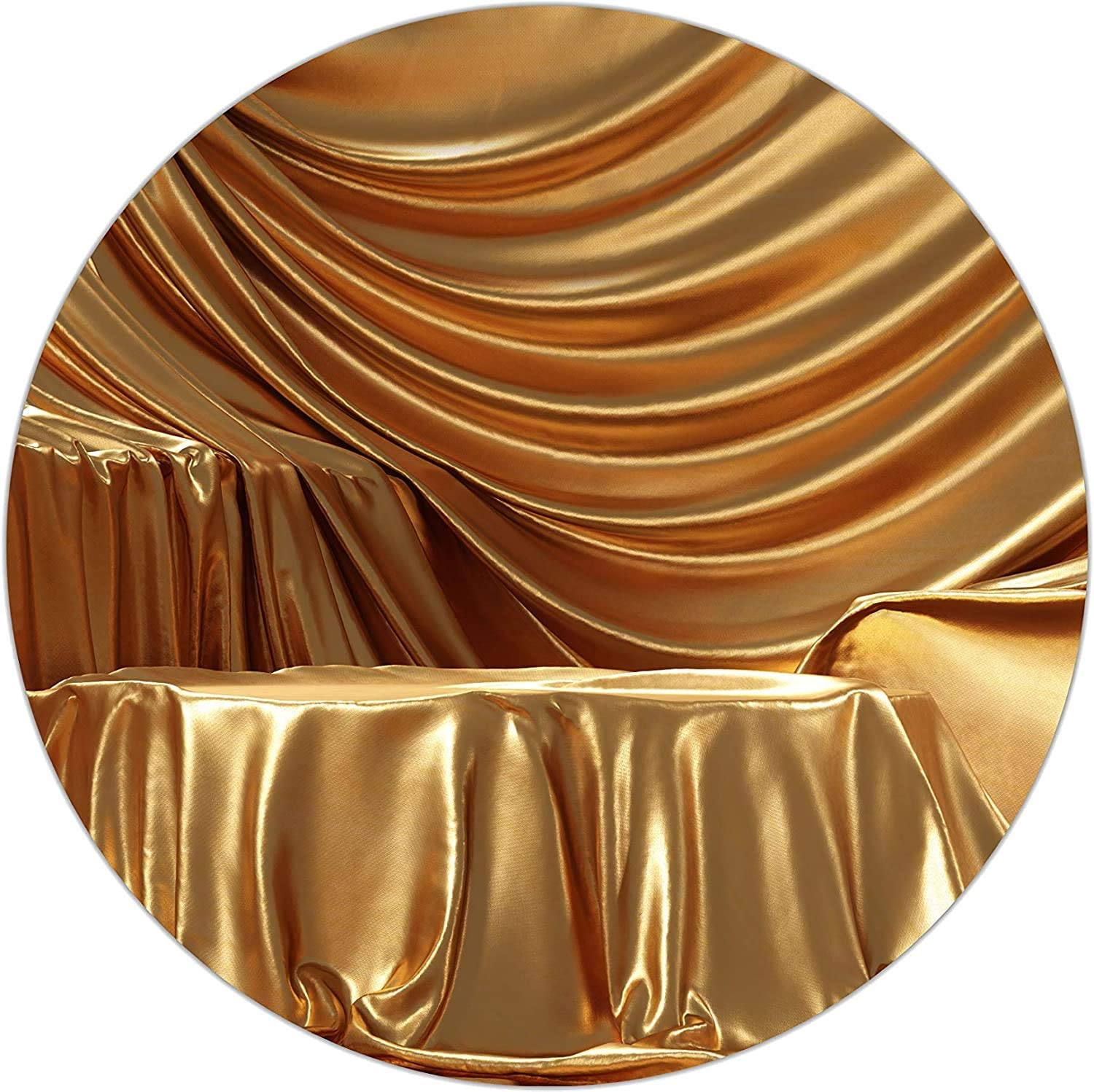 """5 ☆ Limited time cheap sale very popular Satin Fabric Medium Weight - Fashion 60""""-Inch-Wide- 2 Crafts"""