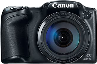 $149 » Canon PowerShot SX400 Digital Camera with 30x Optical Zoom (Black) (Discontinued by Manufacturer) (Renewed)