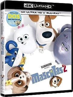 Mascotas 2 (4K Ultra HD + BD) [Blu-ray]