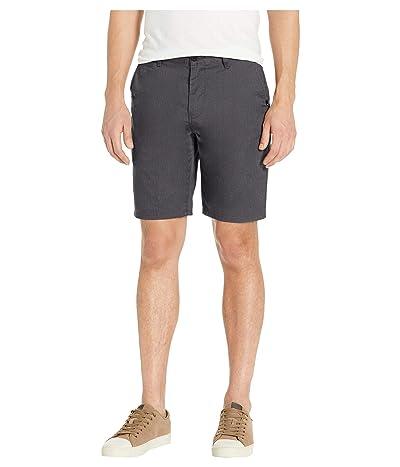 Quiksilver Everyday Union 20 Stretch Shorts (Dark Grey Heather) Men