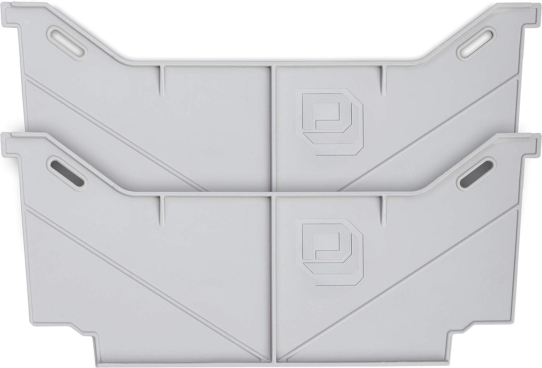 DECKED Wide Divider Set of 4 T Slot