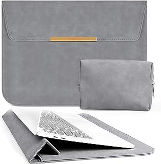 【折り畳み式】2020 New MacBook Air/MacBook Pro 13 ケース iPad 12.9 ケース 折り畳み式 薄型 耐衝撃 撥水 収納袋付き ノートパソコン ケース MacBook Air/MacBook Pro/iPa...