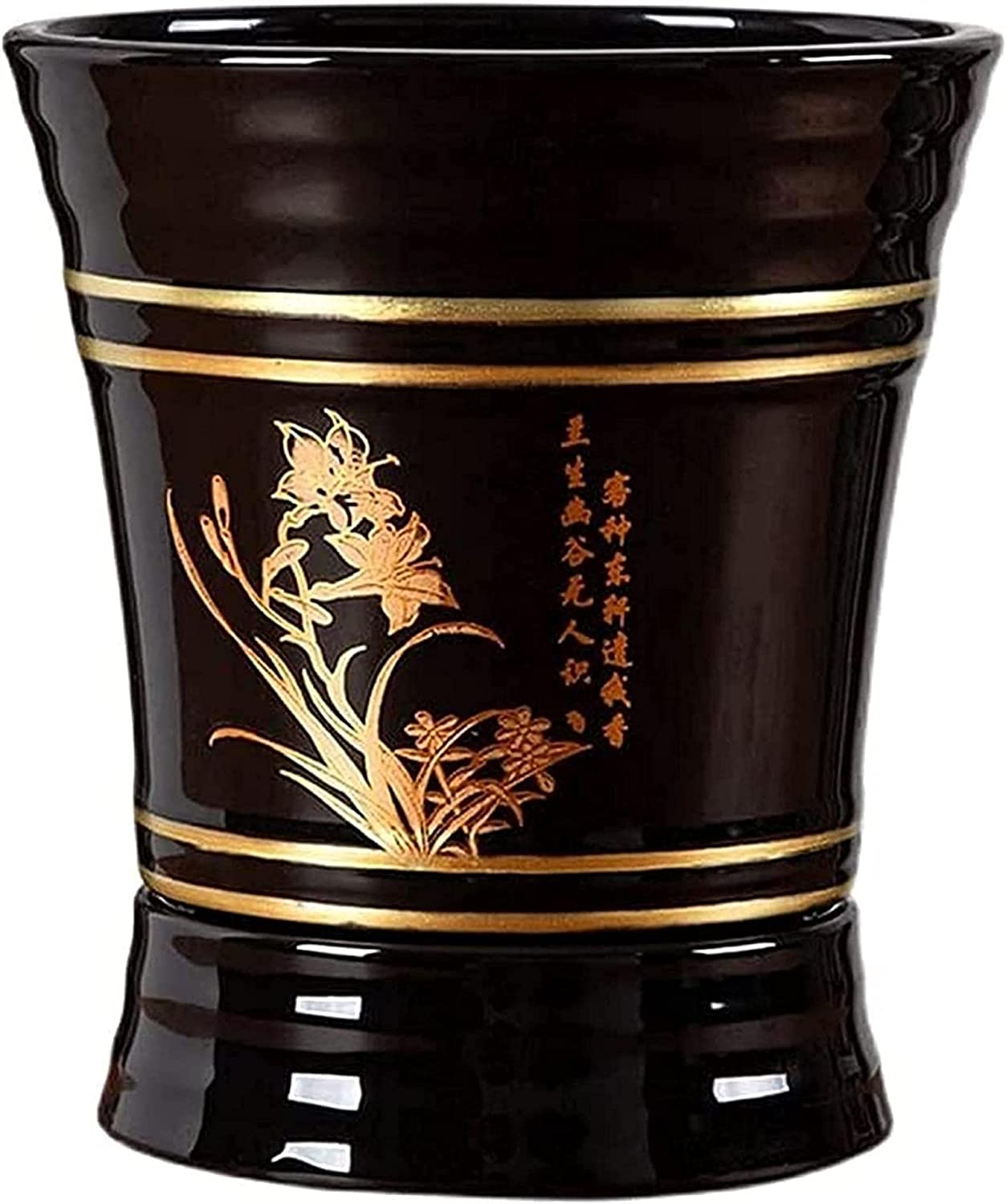 YINGJIA Ceramic Flower Fort Worth Mall Pot Plant Flow Container Year-end gift Small