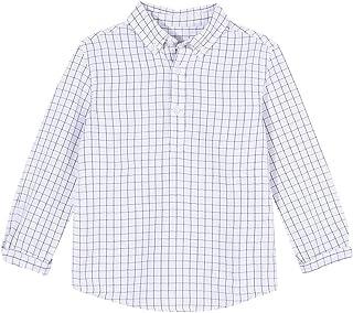 Gocco Camisa Dobby Verde Shirt para Ni/ños
