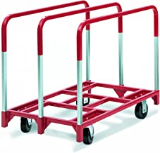 Raymond 3850 Steel Panel Mover with 3 Standard Upright and 5