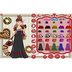 Cerise Hood Hat-Tastic Tea Party Dress-Up