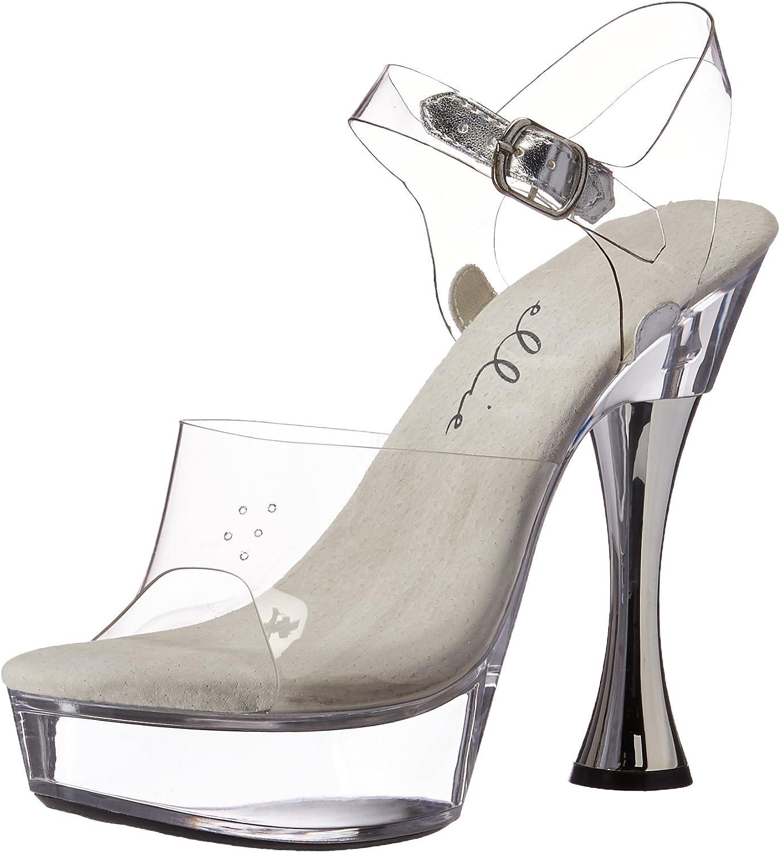 Ellie shoes Womens C-Brook Platform Sandal