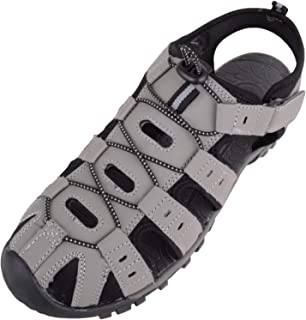 ABSOLUTE FOOTWEAR Mens Slip On Summer/Holiday/Sports/Hiking/Walking Sandals/Shoes