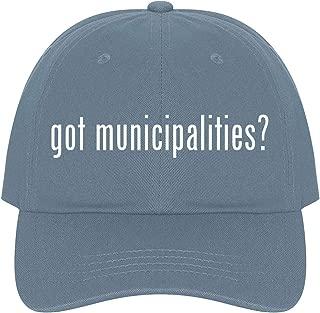 got Municipalities? - A Nice Comfortable Adjustable Dad Hat Cap