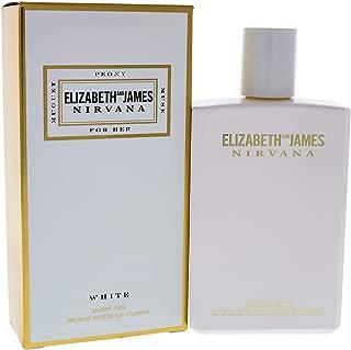 Elizabeth and James Nirvana White Body Oil for Women, 3.4 Fl. Oz (Pack of 1)