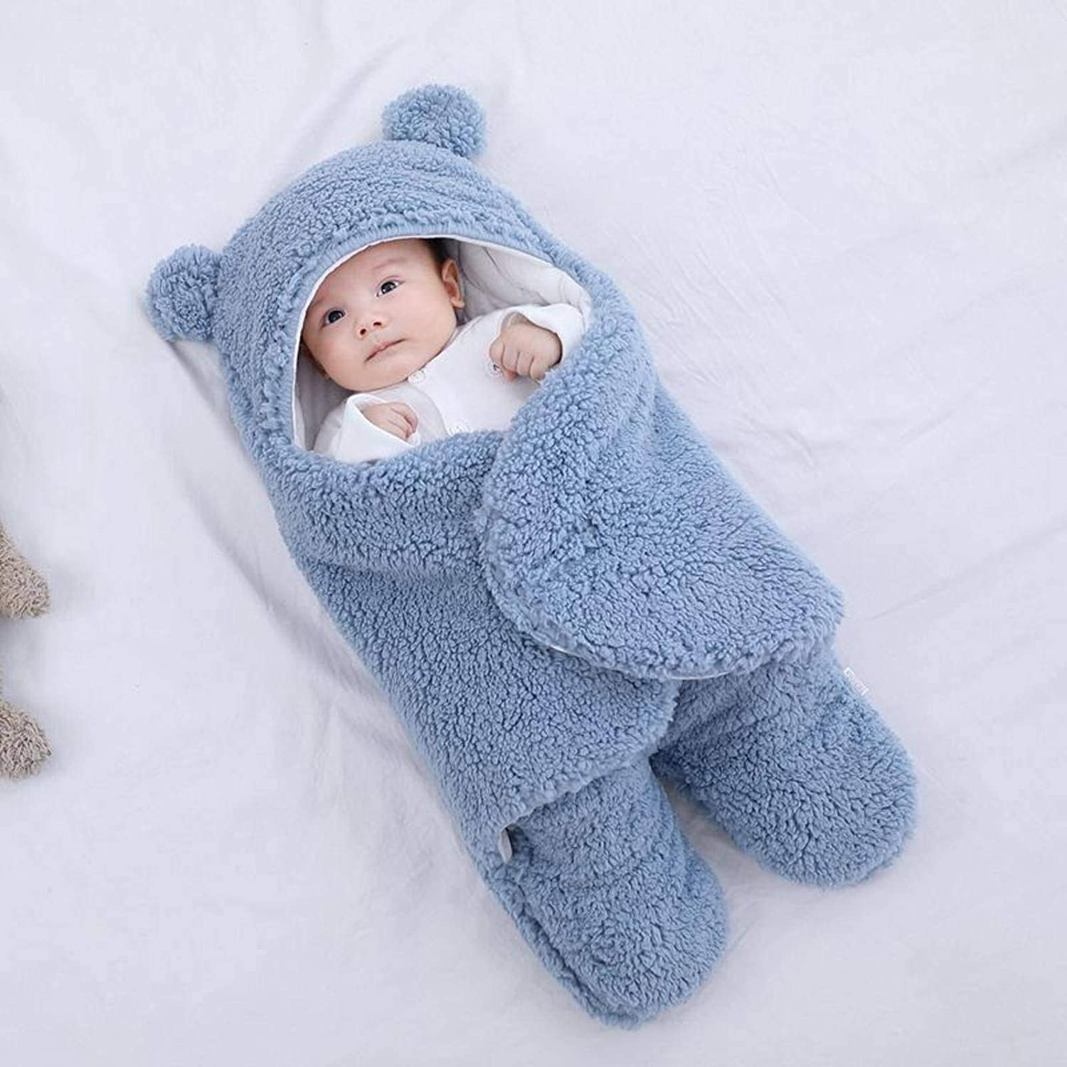 N\C Newborn Challenge the lowest price Beauty products Blanket Baby Sleeping Bag and Pola Soft Fluffy Super