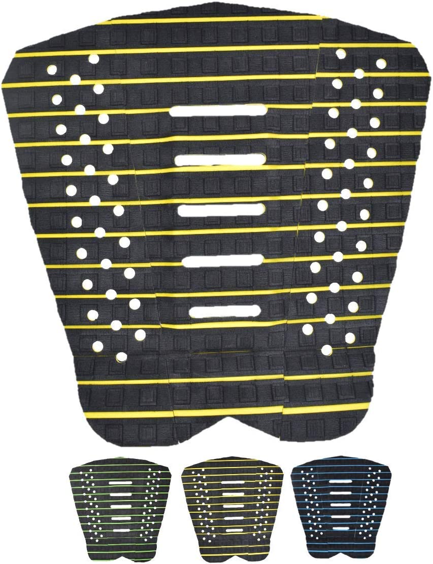 Shaka Pro Great interest EVA Surfboard Traction Pad High quality 3M Stomp with 3 Piece -