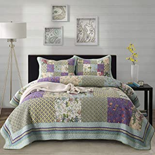 better homes and gardens paisley quilt
