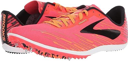 Pink/Orange/Black