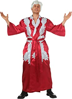Adult RIC Flair Costume WWE RIC Flair Robe and Trunks for Men
