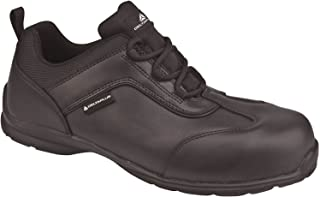 Deltaplus Men's Strategy Low Leather Work Safety Shoes