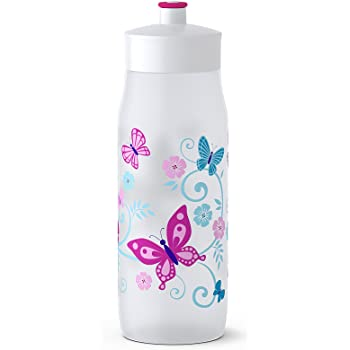 One Size Polypropylene Emsa Drink2Go PP 518299 Trinkflasche Rosa