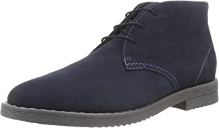 Geox U Brandled B, Oxford Homme