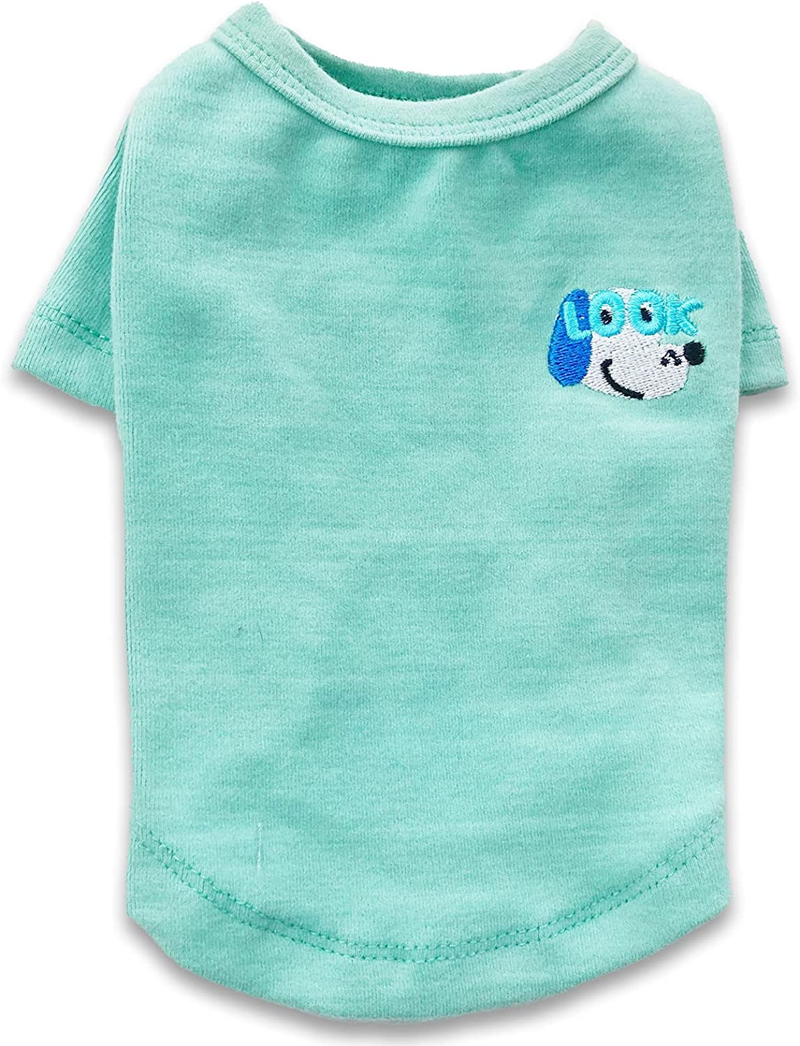 Loyanyy T-Shirt for Small Medium Clothes Puppy Max 69% OFF Colorful Dog Cute Max 84% OFF
